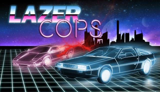 Lazer Cops