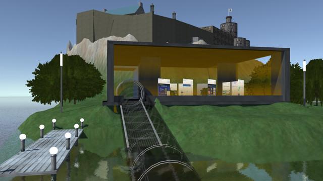Edinburgh F4K VR Experience