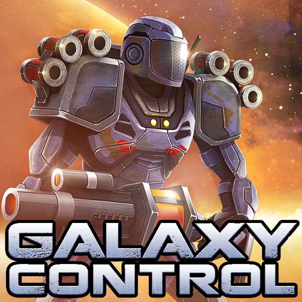 Galaxy Control : 3D Strategy