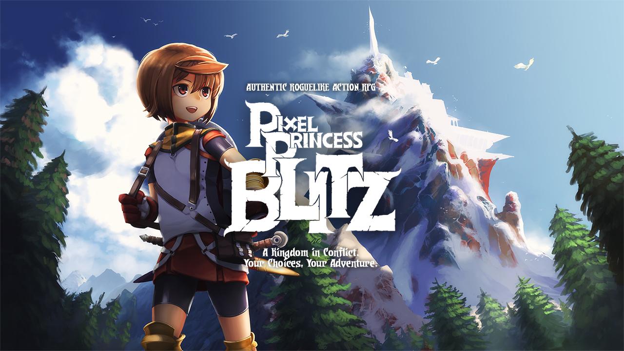 Pixel Princess Blitz