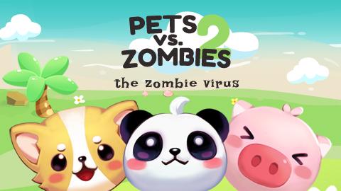 펫vs.좀비2 : 좀비 바이러스 구글 플레이, 앱스토어 출시