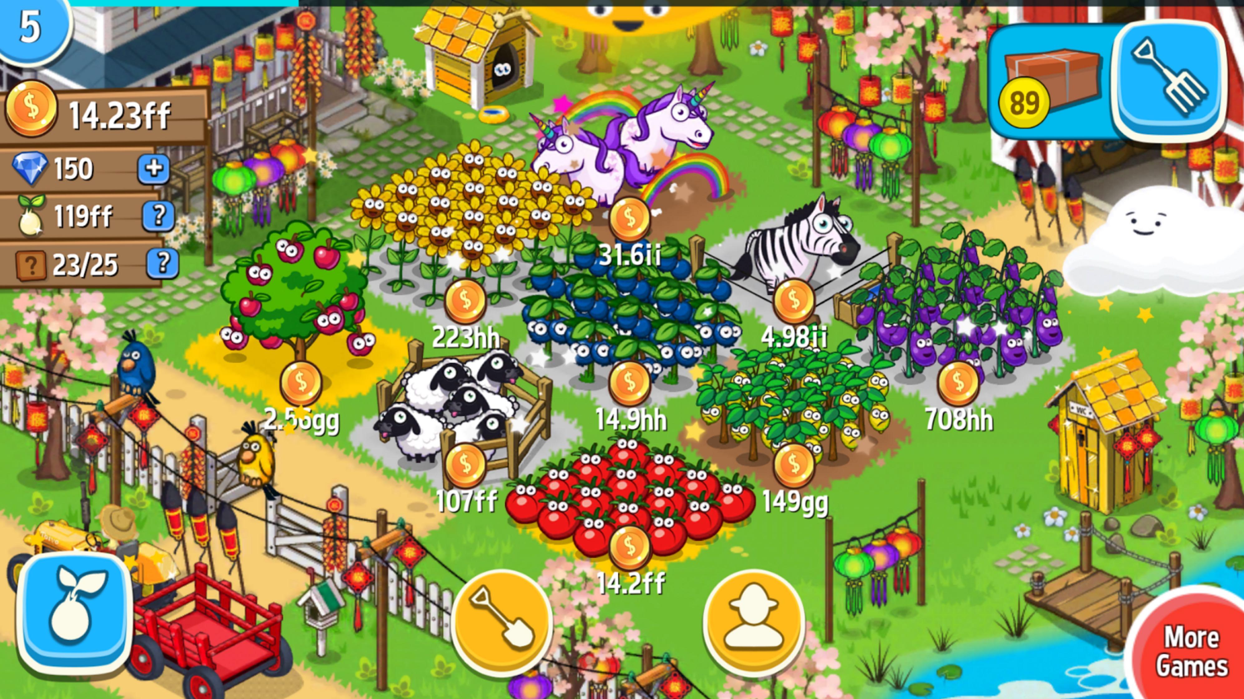 Farm Away!