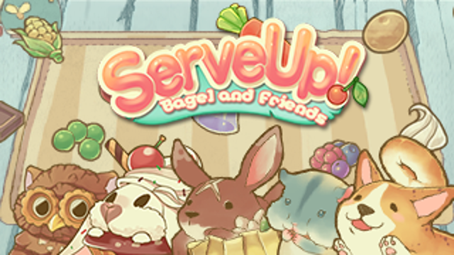 Serve Up! Bagel and Friends