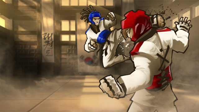 The Taekwondo Game - Global Tournament