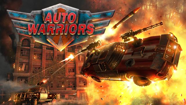 Auto Warriors - Tactical Car Combat