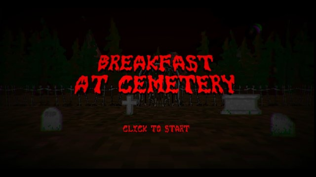 Breakfast At Cemetery