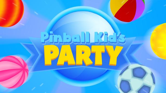 Pinball kids Party