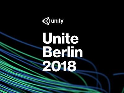 Unite Berlin 2018 Keynote 日本語チャット