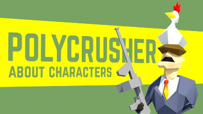 Low-poly style: What makes game characters unique?