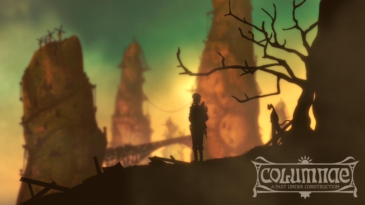 COLUMNAE: A Past Under Construction