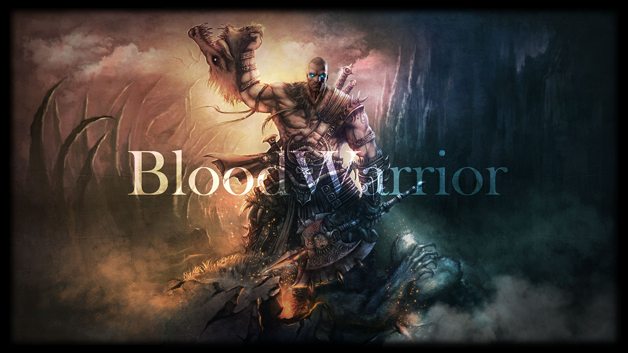Blood Warrior: RED EDITION