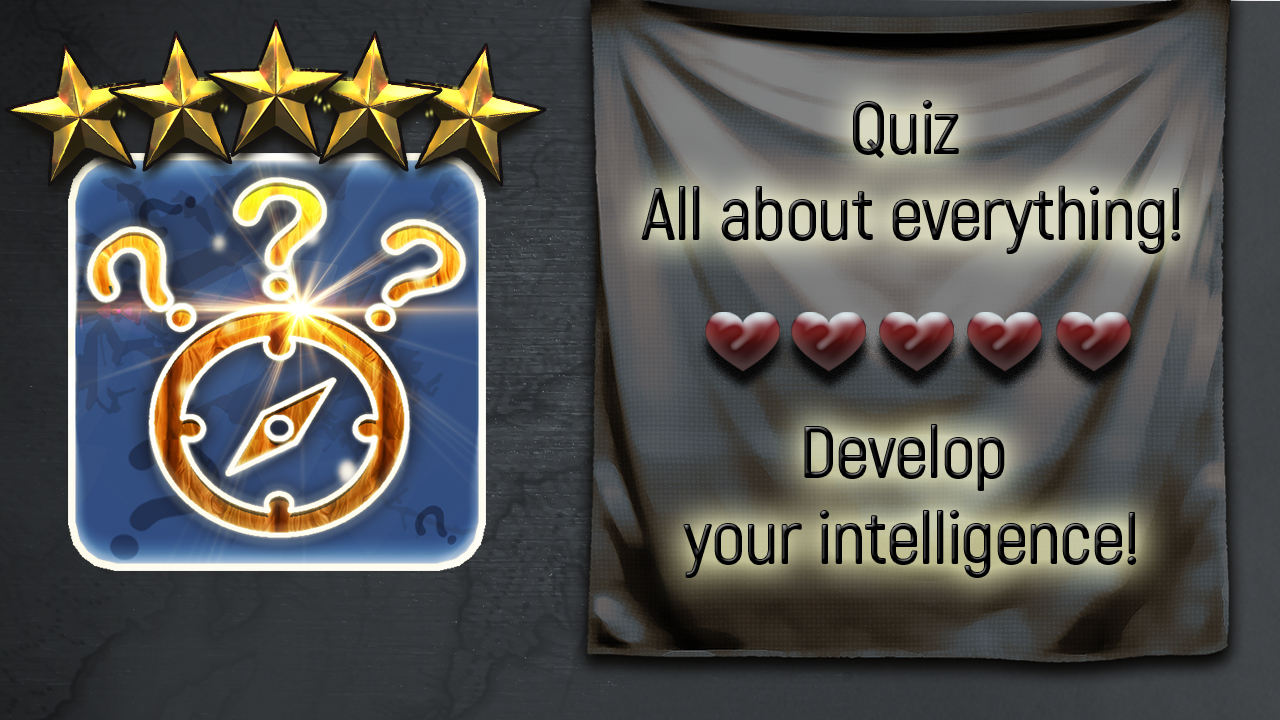 Quiz: All about everything!