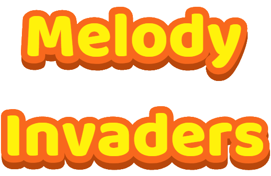 Melody Invaders