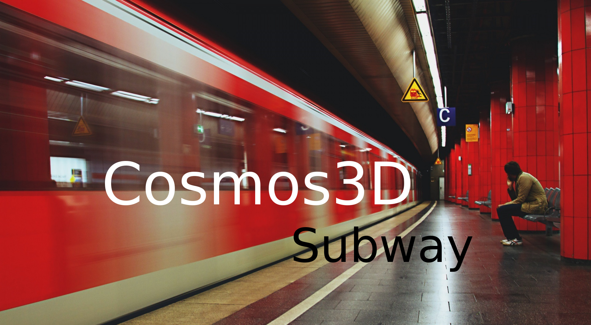 Cosmos3D - Subway (OST)