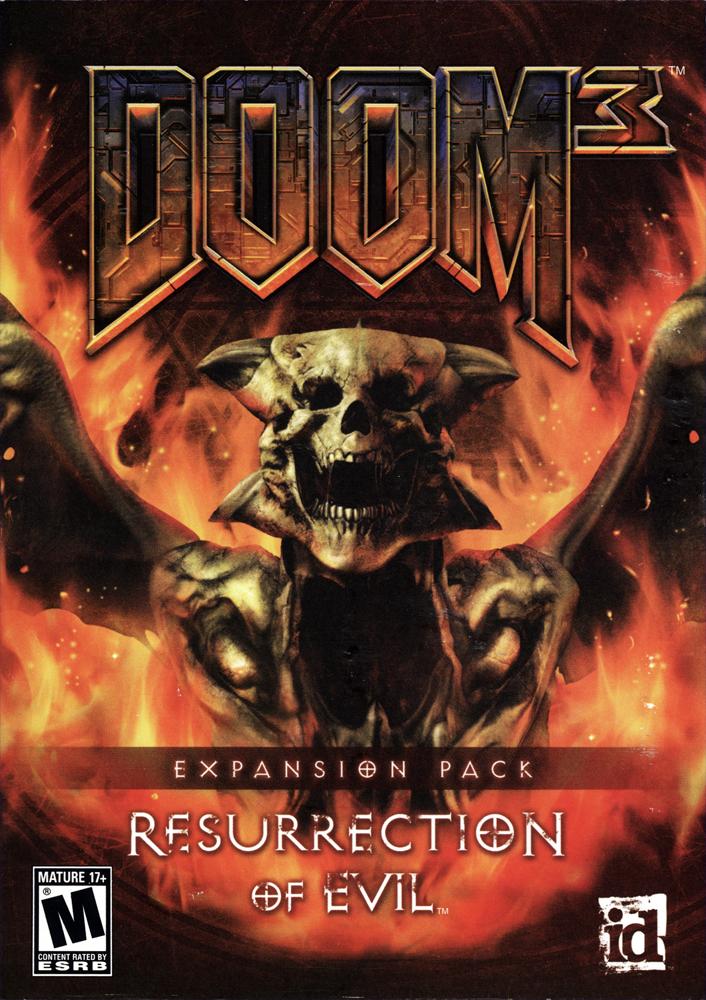 DOOM 3: Resurrection of Evil (2005)
