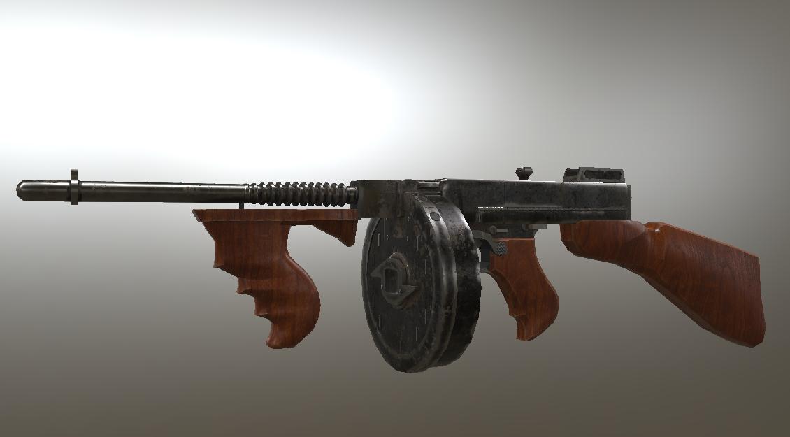 Gun bundle