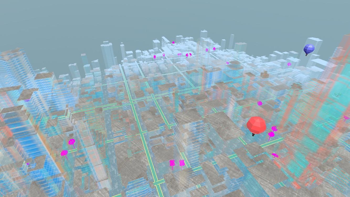 Macro Realtime Visualization