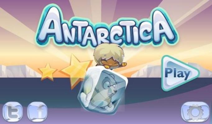 Antarctica | Role: Blackberry Programmer