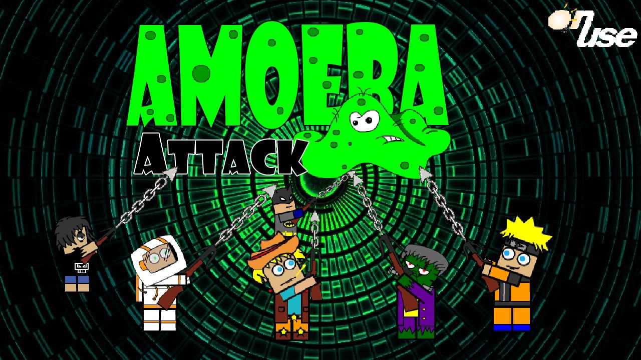 Amoeba Attack