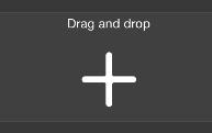 Drag&Drop Area