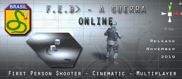 F.E.B. Online - A Guerra - FPS Prototype Multiplayer System