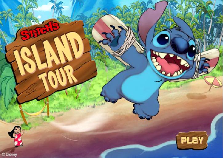 Stitch's Island Tour