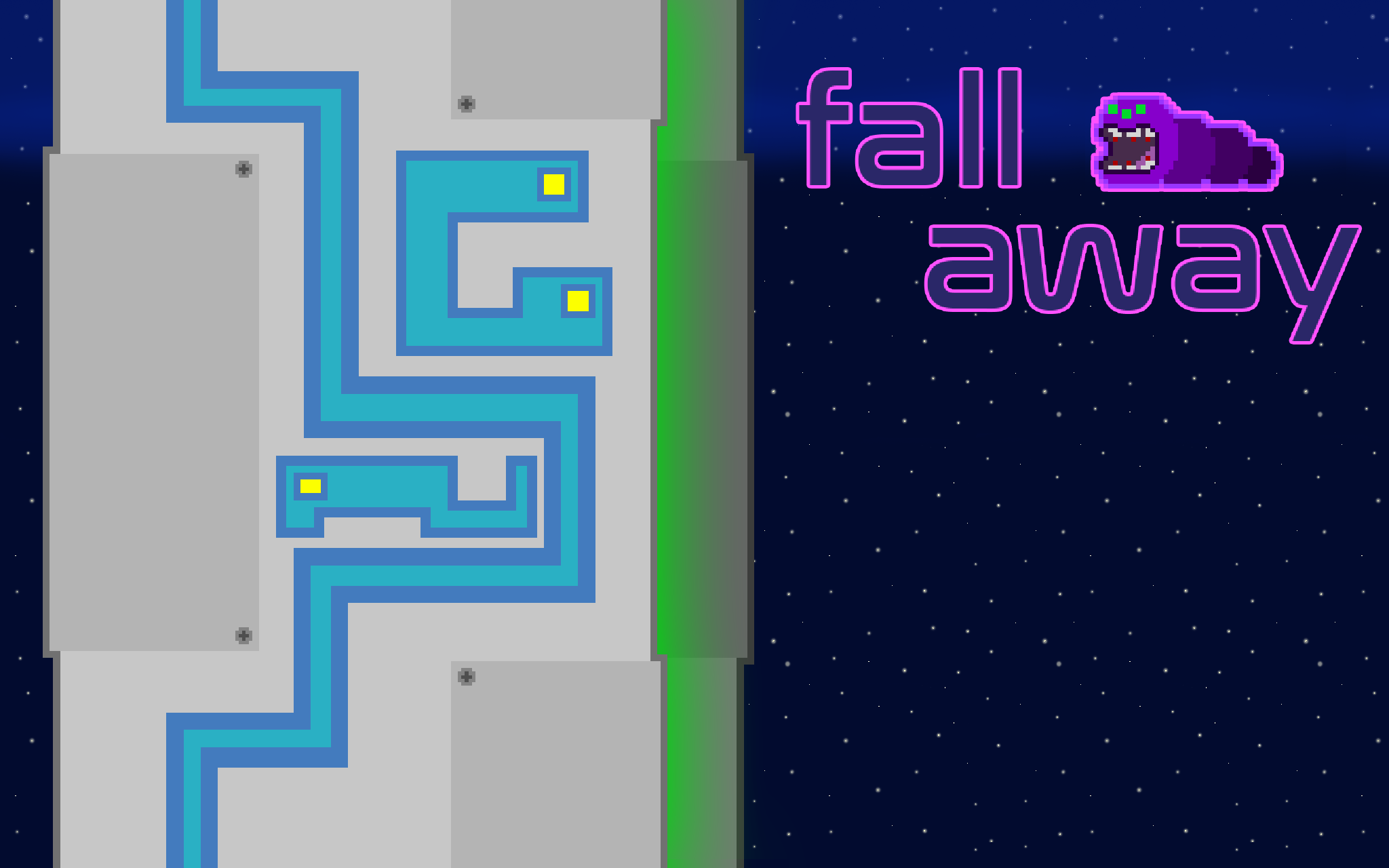 Fall Away!