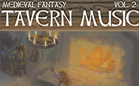 Medieval Fantasy Tavern Music Vol. 2