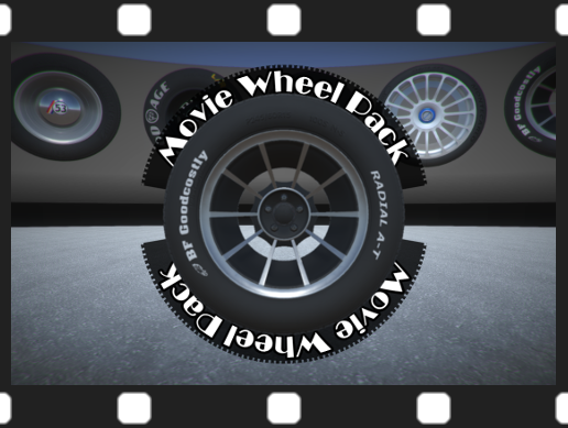 Movie Wheel Pack