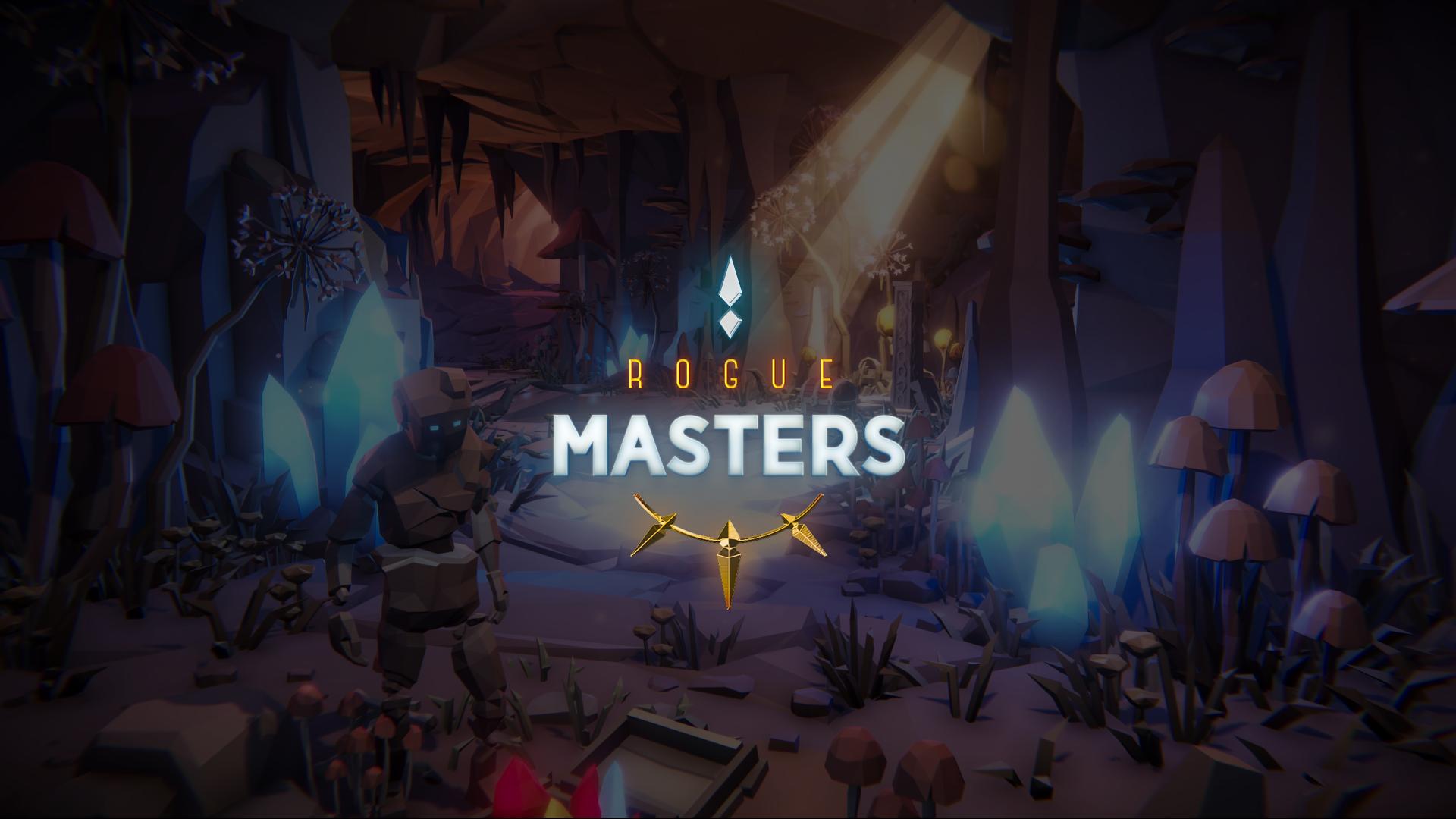 Rogue Masters - Visual Identity