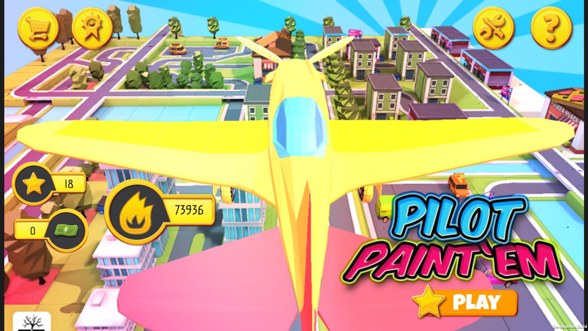 Pilot Paint'em