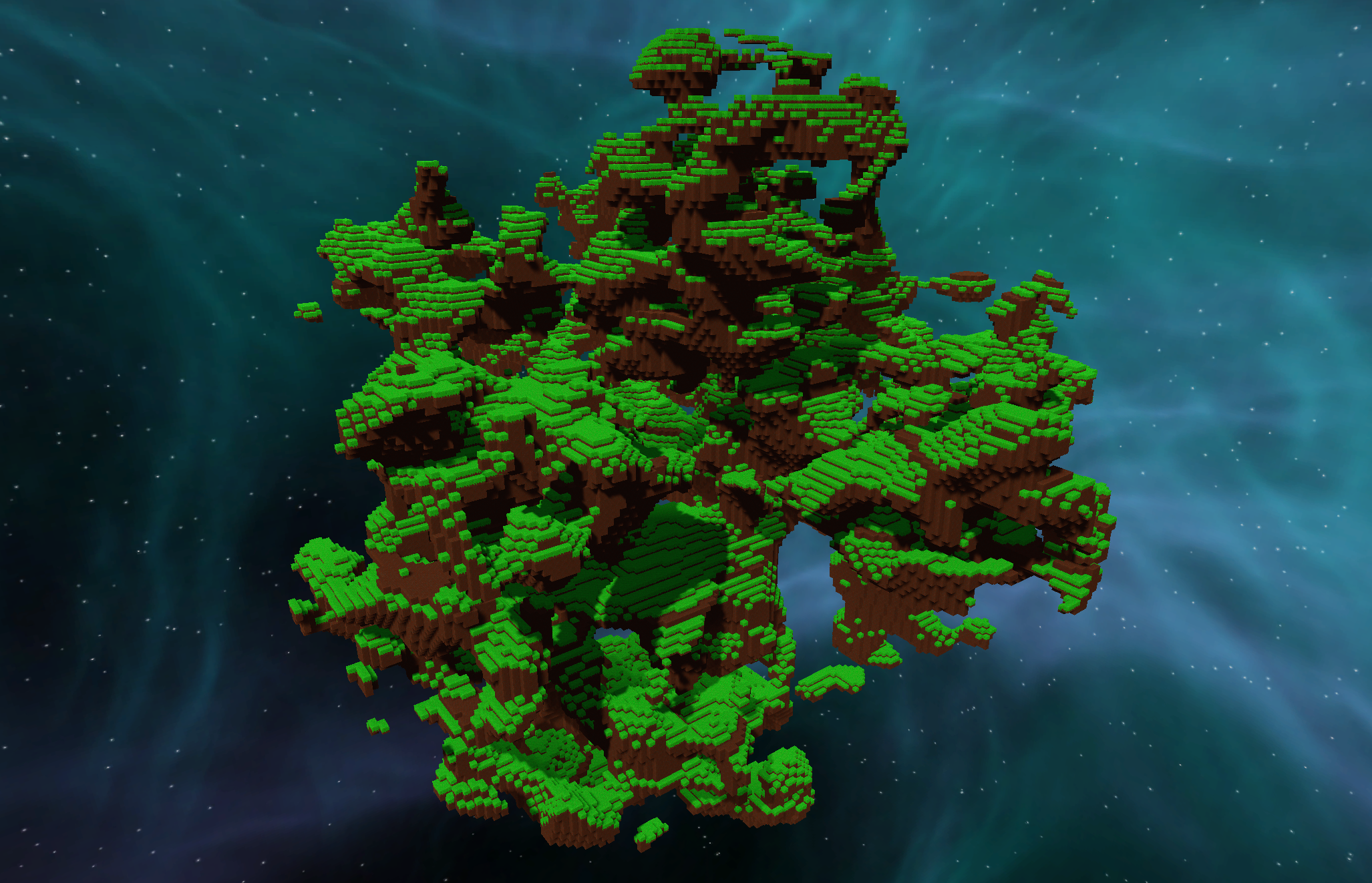 Voxel Stellar system