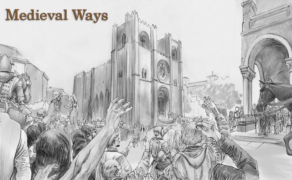 Coming soon: Medieval Ways