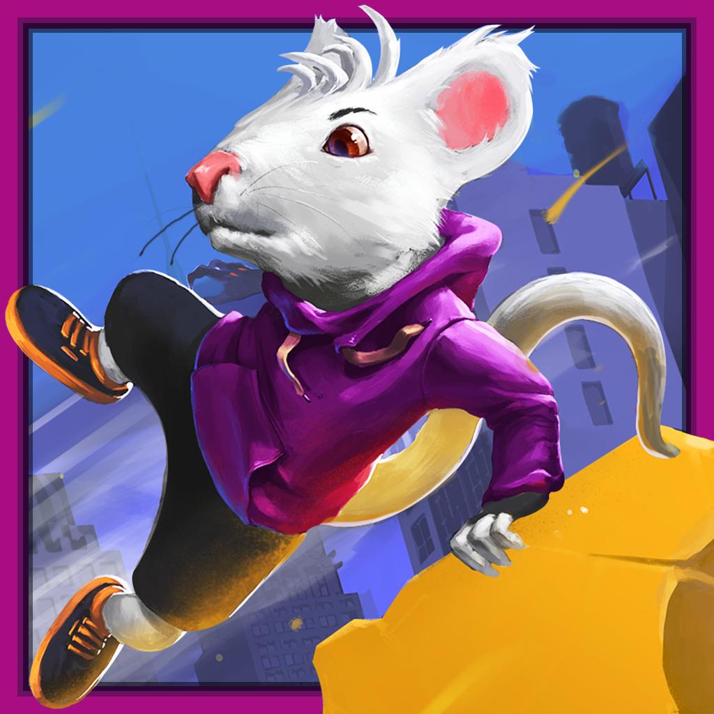 Parkour Mouse