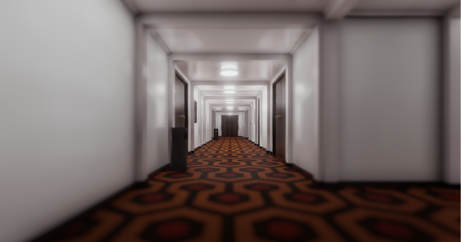 The Shining Corridor