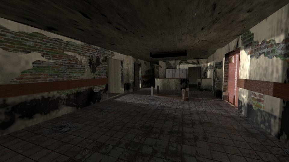 The Abandoned Hospital