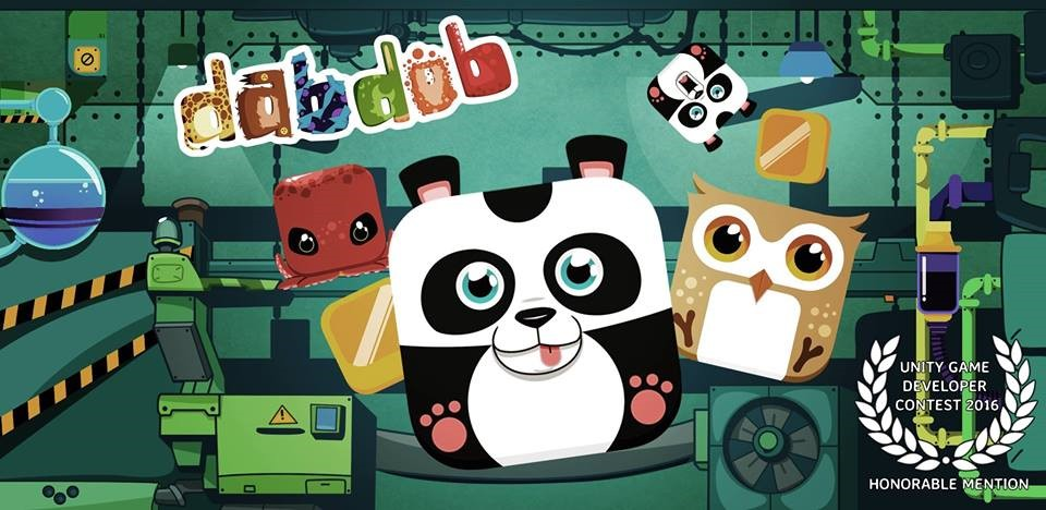 Dabdob Game: Teddy Bear Factory