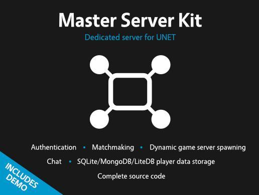 Master Server Kit