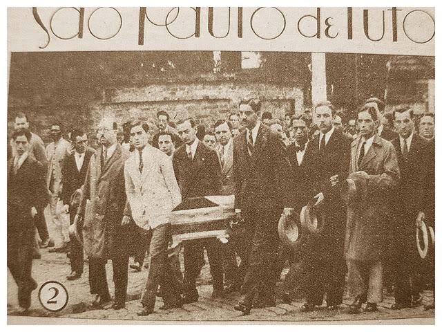 1932 - A Revolução Constitucionalista - O Jogo