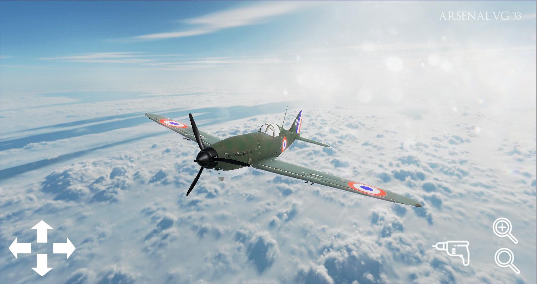 Arsenal VG-33