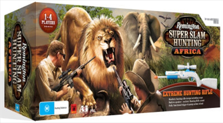 Remington Super Slam: Africa