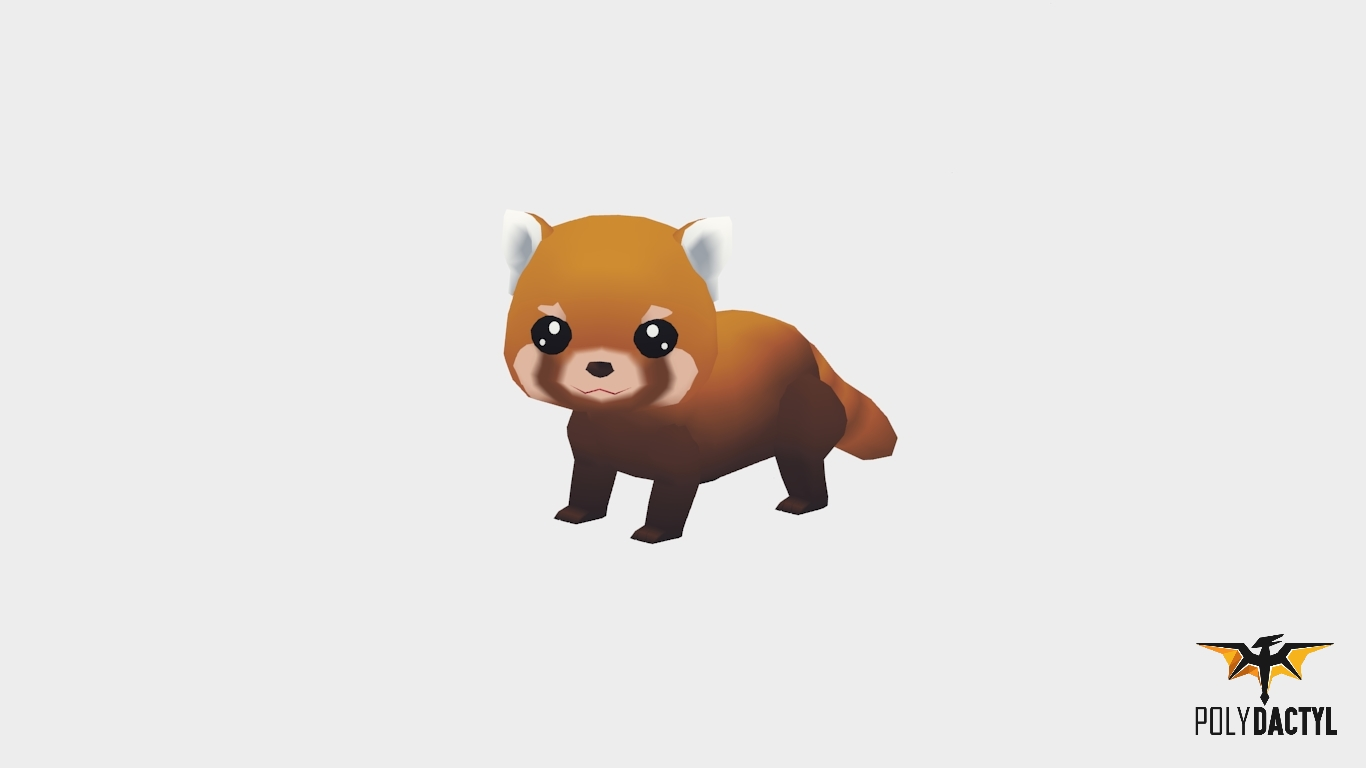 Bambu the Red Panda - Wild Series