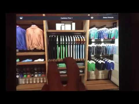 Retail Experience App