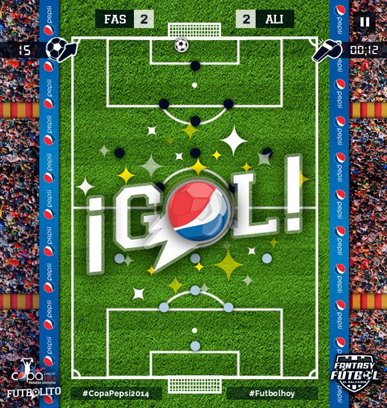 Pepsi Soccer