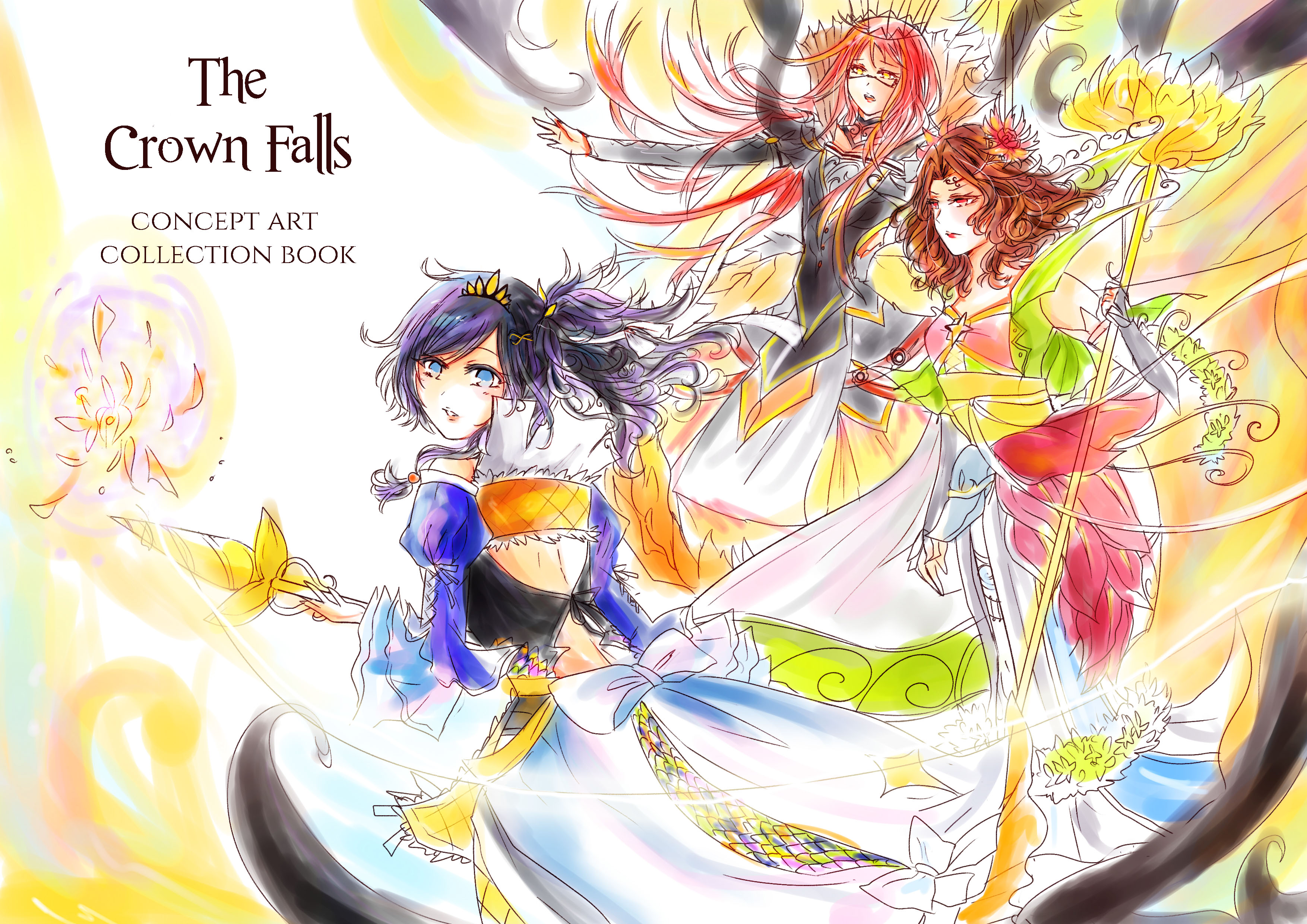 The Crown Falls
