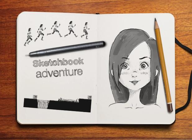 Sketchbook Adventure