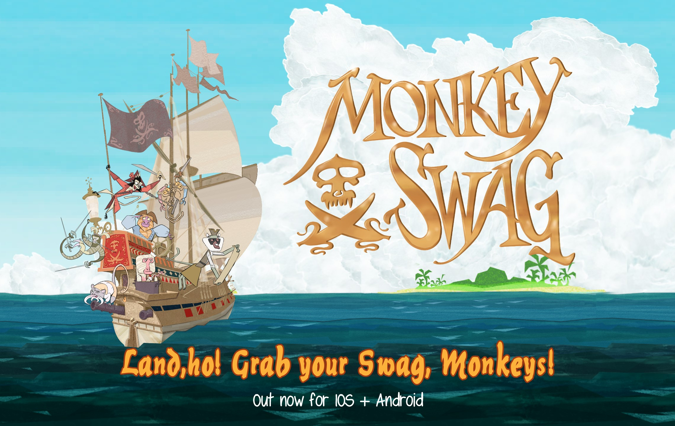 Monkey Swag (Original Game Soundtrack)