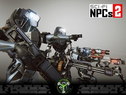 SCI-FI NPCs 2
