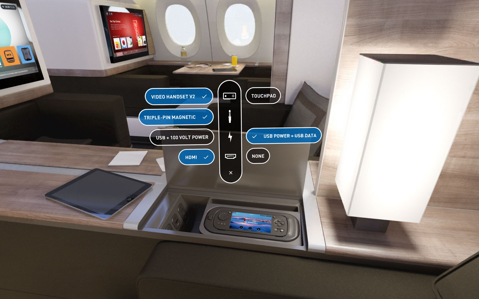 VR Cabin Configurator