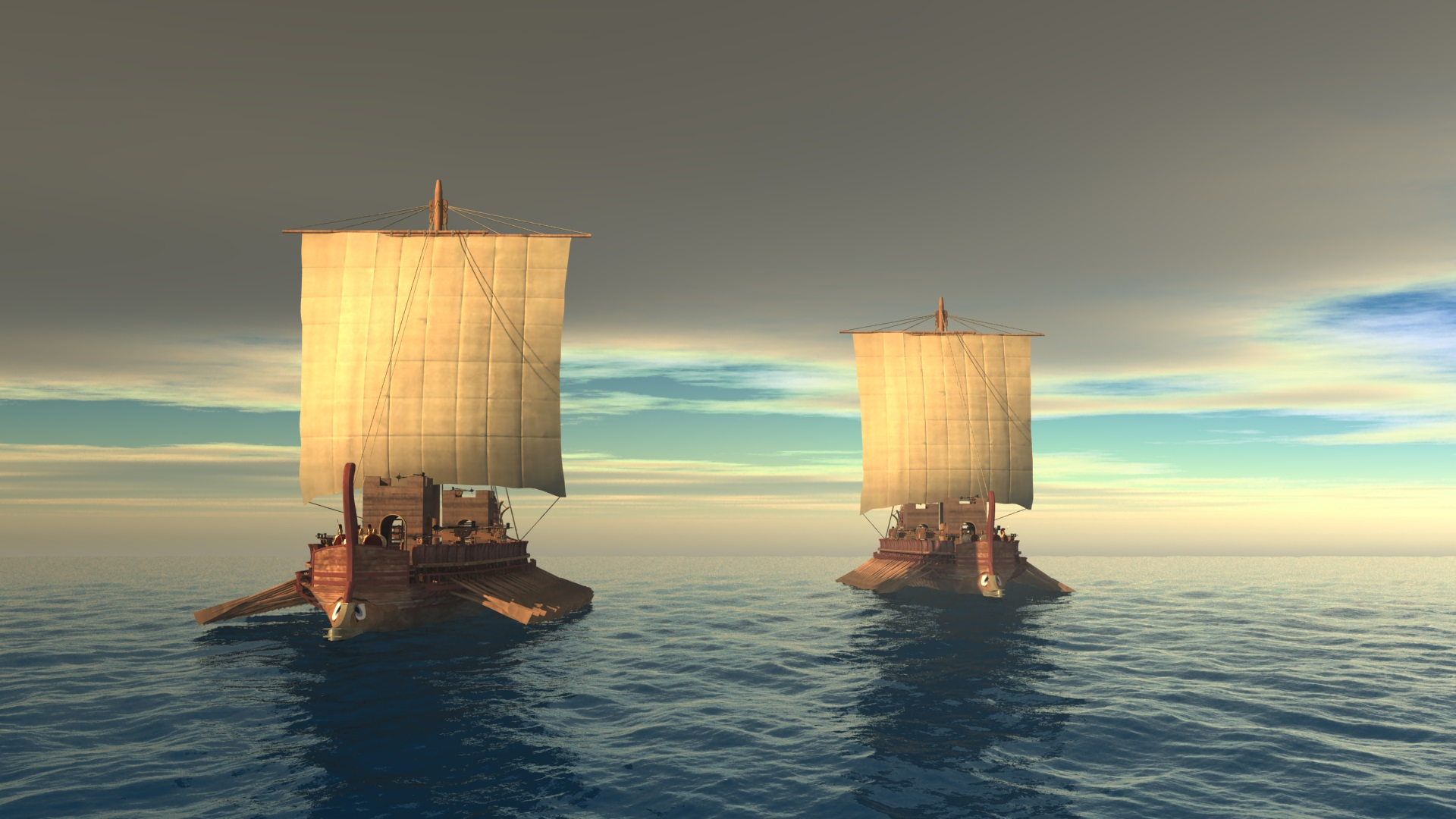 Ancient Greek Ships